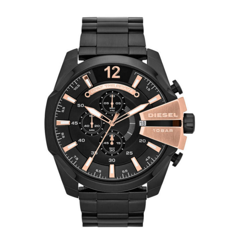 Diesel Mega Chief DZ4309 Watch (New with Tags)