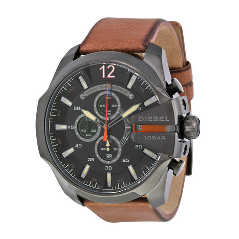 Diesel Mega Chief DZ4343 Watch (New with Tags)