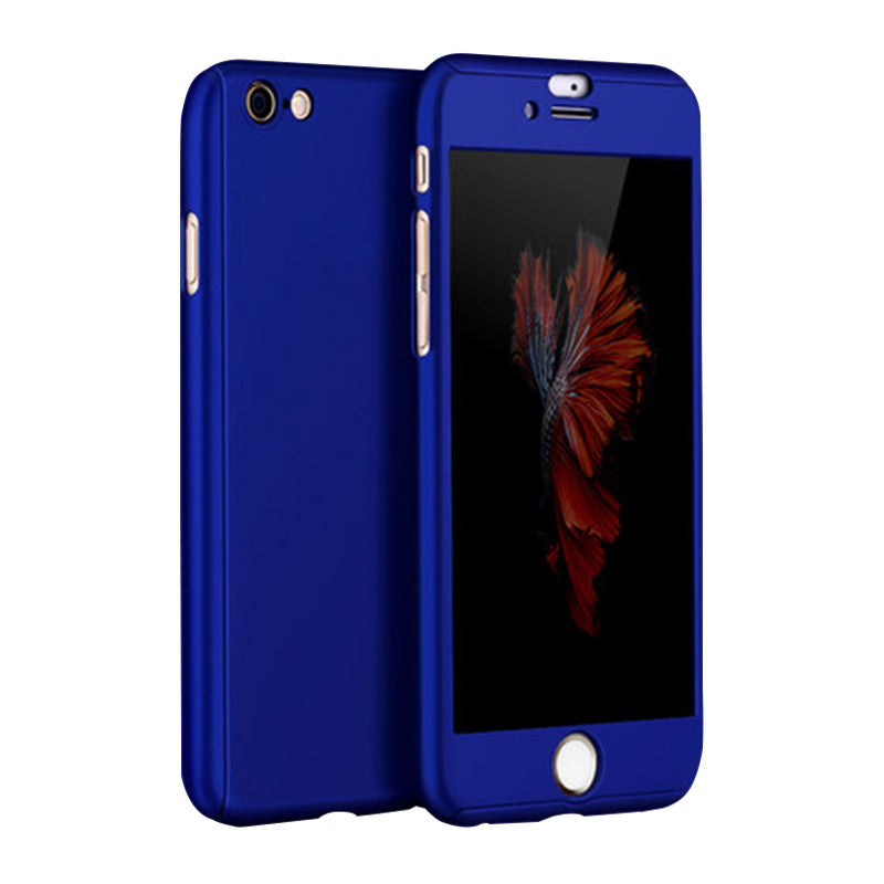 Phone Shell Matte Case 4.7 inch for iPhone 6/6S (Royal Blue)