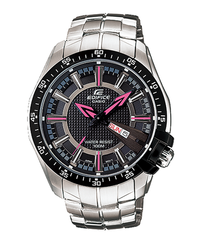 Casio Edifice 3-Hand EF-130D-1A4 Watch (New With Tags)