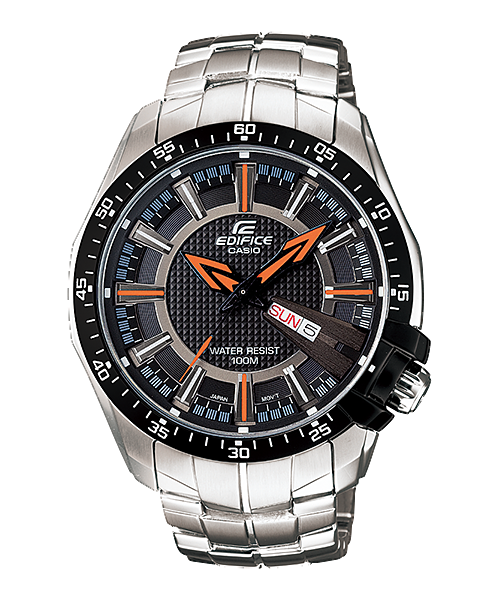 Casio Edifice 3-Hand EF-130D-1A5 Watch (New With Tags)