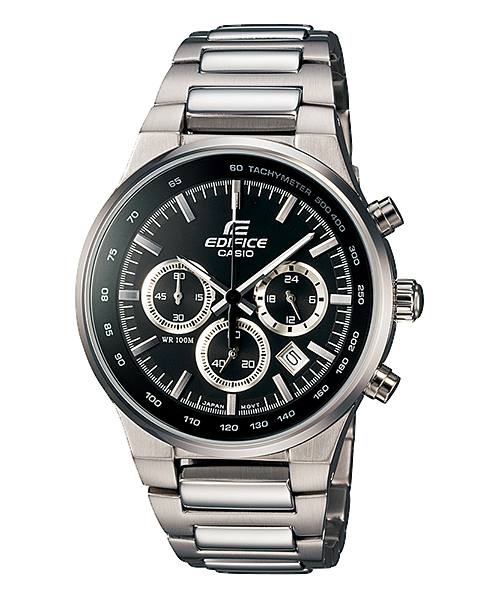 Casio Edifice and Sheen EF-500BP-1A Watch (New With Tags)