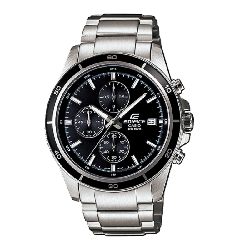 Casio Edifice Chronograph EFR-526D-1A Watch (New With Tags)
