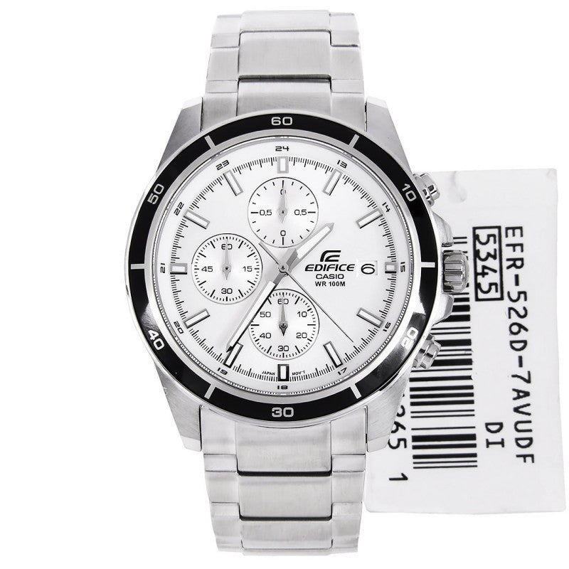 Casio Edifice EFR-526D-7A Watch (New with Tags)