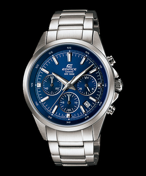 Casio Edifice Chronograph EFR-527D-2A Watch (New With Tags)