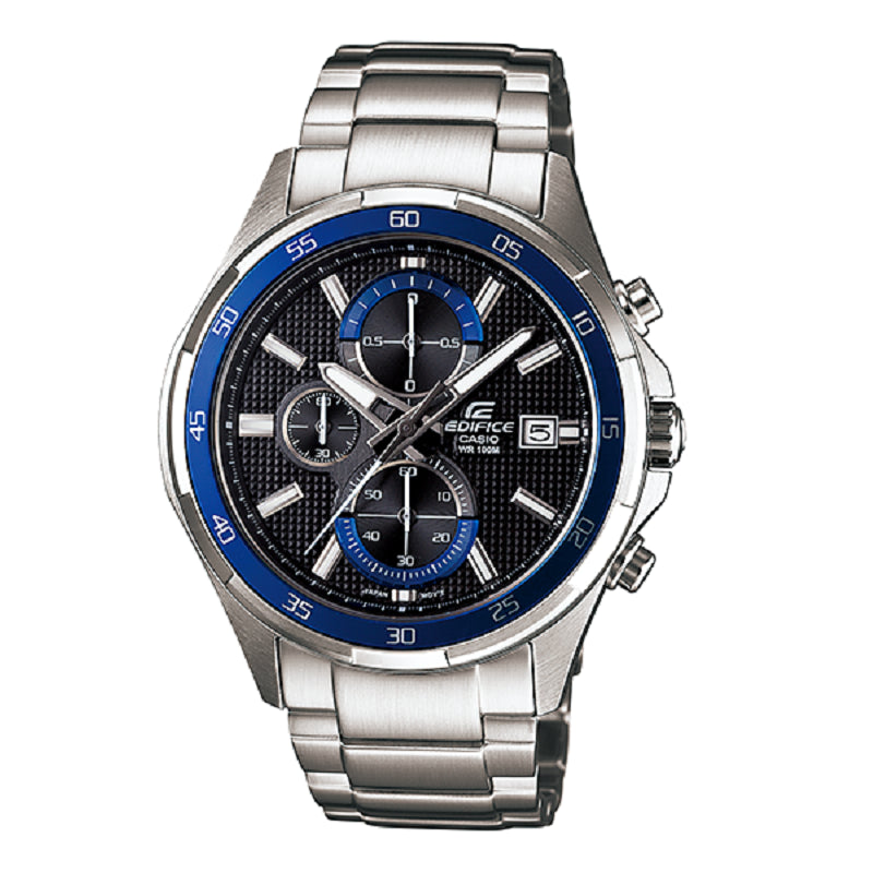 Casio Edifice Chronograph EFR-531D-1A2 Watch (New With Tags)