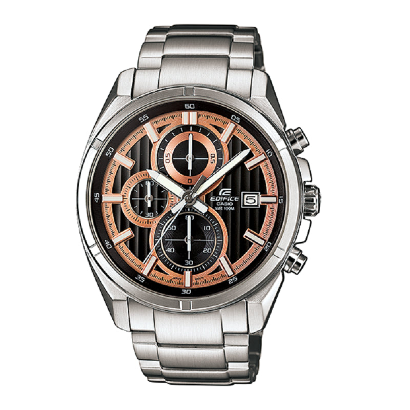 Casio Edifice Chronograph EFR-532D-1A5V Watch (New With Tags)