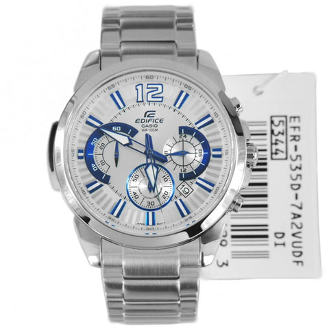 Casio Edifice  EFR535D-7A2V Watch (New with Tags)
