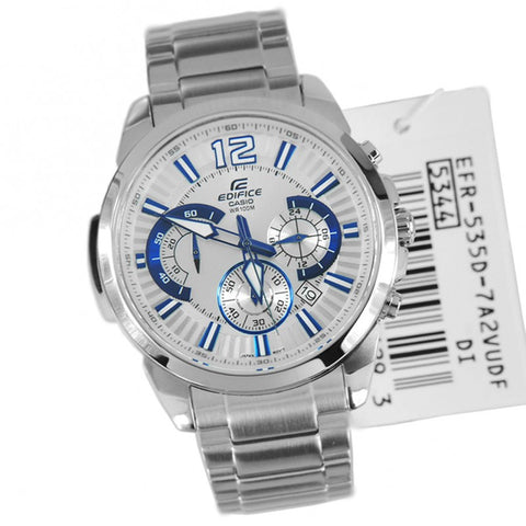 Casio Edifice  EFR535D-7A2 Watch (New with Tags)