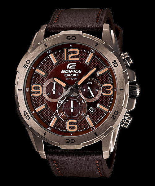 Casio Edifice Chronograph EFR-538L-5A Watch (New With Tags)