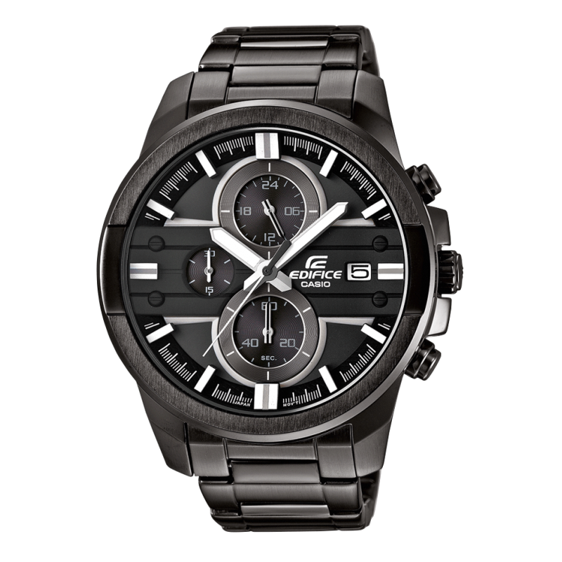 Casio Edifice Chronograph EFR-543BK-1A8 Watch (New with Tags)