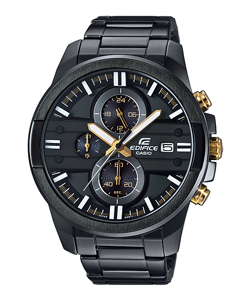 Casio Edifice Chronograph EFR-543BK-1A9 Watch (New with Tags)