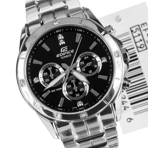 Casio Edifice EFR-544D-1A Watch (New with Tags)
