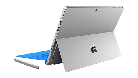 Microsoft Surface Pro 4 Windows 10 Pro Intel Core i7 256GB Wi-Fi (SU9-00007) Silver