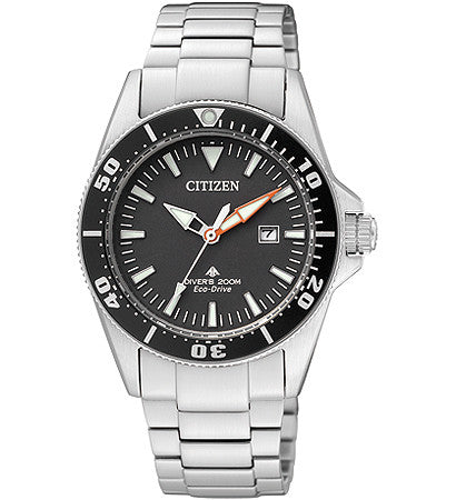 Citizen Eco-Drive Excalibur Promaster Divers EP6040-53E Watch (New with Tags)