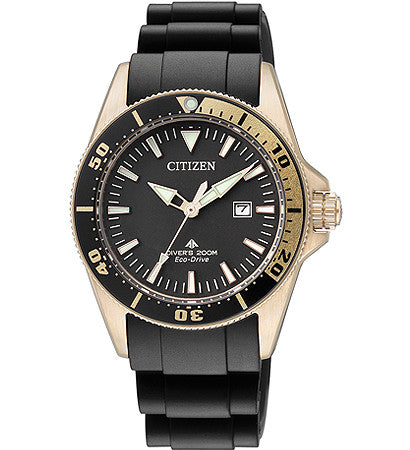 Citizen Eco-Drive Excalibur Promaster Divers EP6044-01E Watch (New with Tags)
