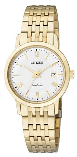 Citizen Eco-Drive EW1582-54A Watch (New with Tags)
