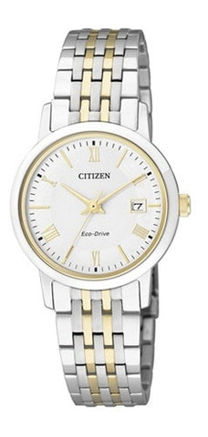 Citizen Eco-Drive EW1584-59A Watch (New with Tags)