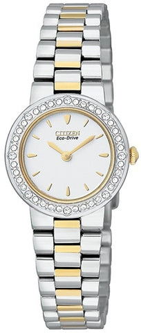 Citizen Eco-Drive Swarovski EW9824-53A (EX1044-50A) Watch (New with Tags)