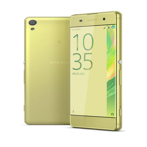 Sony Xperia XA Ultra Dual 16GB 4G LTE Lime Gold (F3216) Unlocked