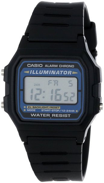 Casio Classic Standard Digital F-105W-1ADF Watch (New with Tags)