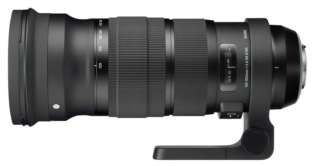 Sigma 120-300mm F2.8 DG OS HSM (Canon) Lens