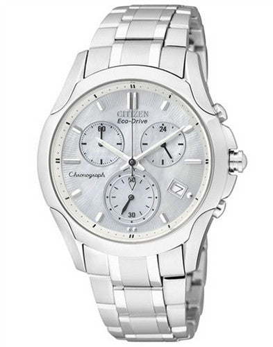 Citizen Eco-Drive Chronograph FB1110-51D Watch (New with Tags)