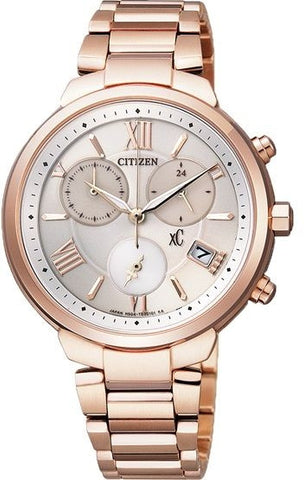 Citizen Eco-Drive Sapphire Chronograph FB1332-50A Watch (New with Tags)