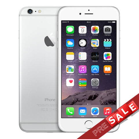 Apple iPhone 6S 32GB 4G LTE Silver Unlocked