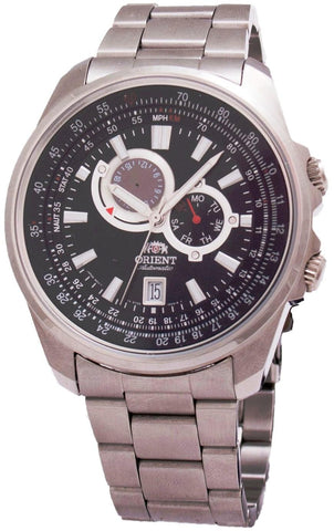 Orient Multi-Eyes Japan FET0Q003B0 Watch (New with Tags)
