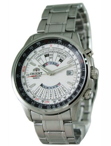 Orient Urban Calendar FEU07005WX Watch (New with Tags)