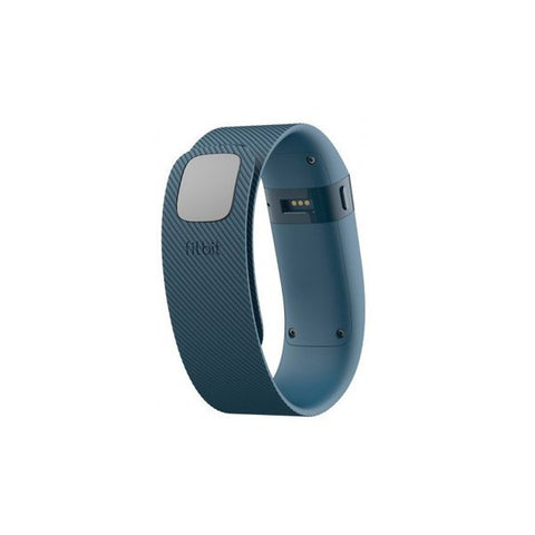 Fitbit Charge Wireless Activity and Sleep Wristband Tracker Large (Blue) FB404BUL