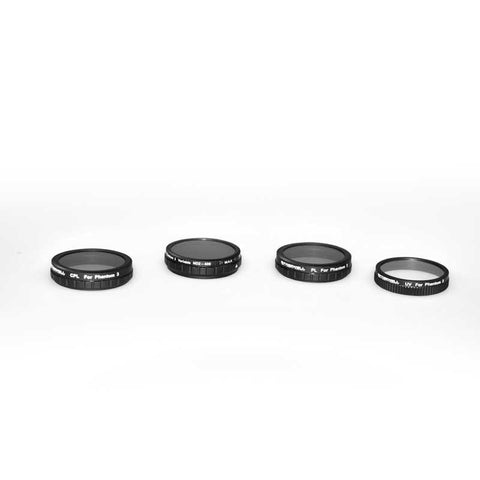 Freewell MC Filter Set For DJI Phantom 3 Pro/Adv