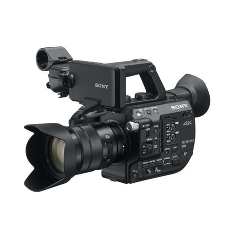 Sony Handycam PXW-FS5 4K Video Camera and Camcorders