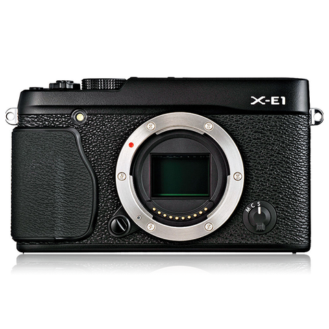 Fujifilm X-E1 Body Black Digital Camera