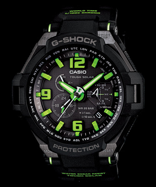 Casio G-Shock Gravitymaster G-1400-1A3DR Watch (New With Tags)