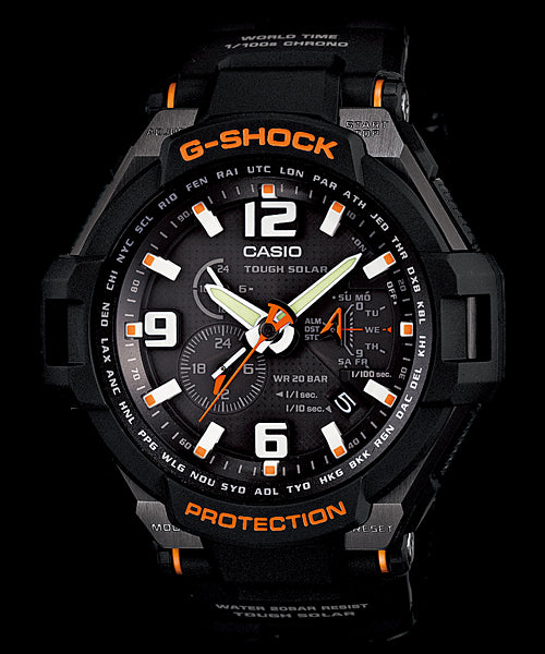 Casio G-Shock Gravitymaster G-1400-1ADR Watch (New With Tags)