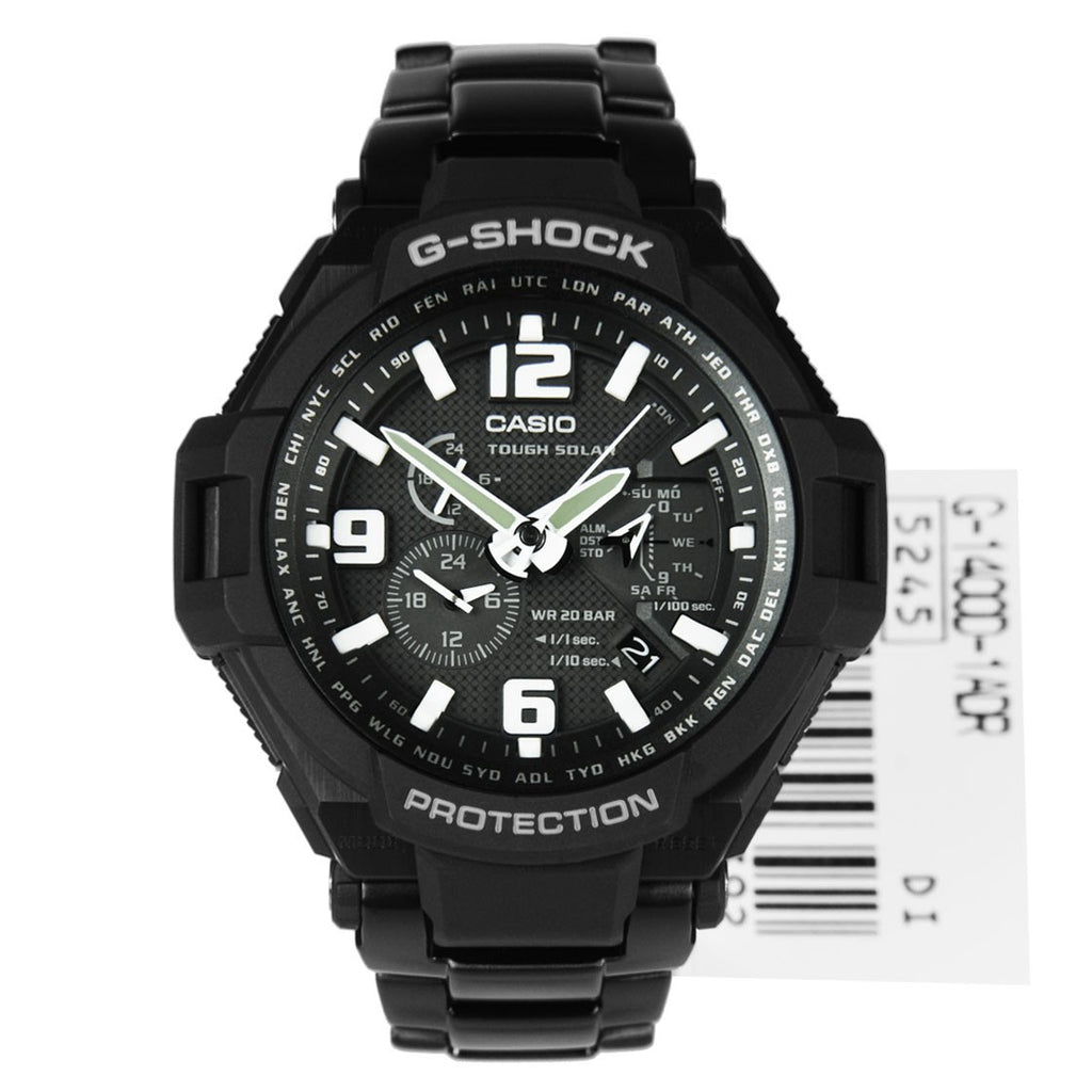 Casio G-Shock Gravitymaster G-1400D-1ADR Watch (New with Tags)