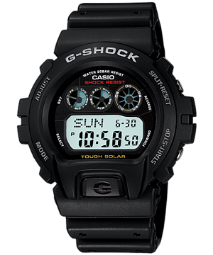 Casio G-Shock Standard Digital G-6900-1DR Watch (New with Tags)