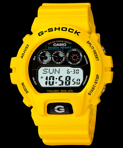 Casio G-Shock Standard Digital G-6900A-9DR Watch (New With Tags)