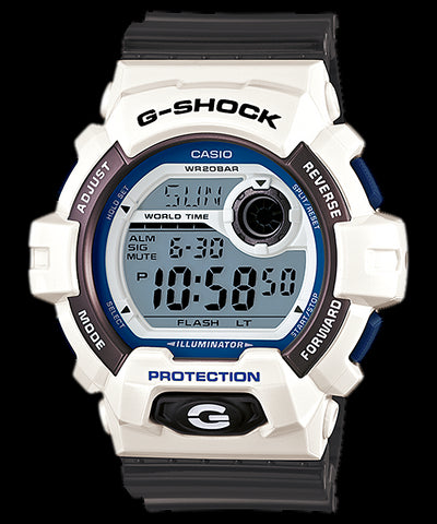 Casio G-Shock Limited Model G-8900SC-7DR Watch (New With Tags)