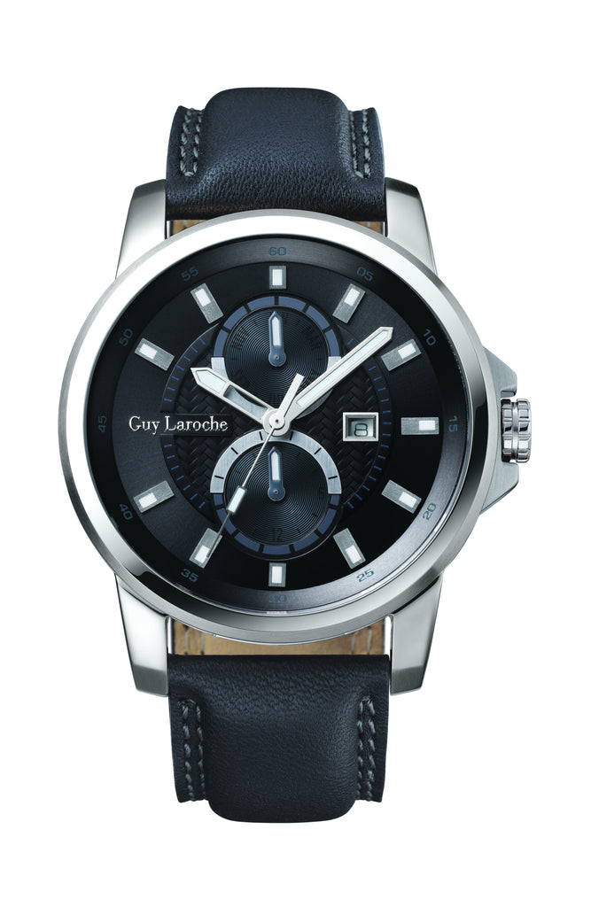 Guy Laroche TimePieces GL-G3001-01 Watch (New With Tags)