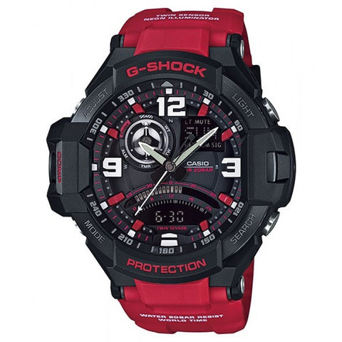 Casio G-Shock Gravitymaster GA-1000-4BDR Watch (New with Tags)