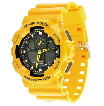 Casio G-Shock GA-100A-9A Watch (New with Tags)