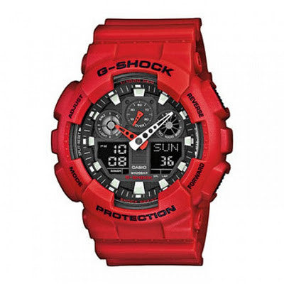 Casio G-Shock GA-100B-4A Watch (New with Tags)