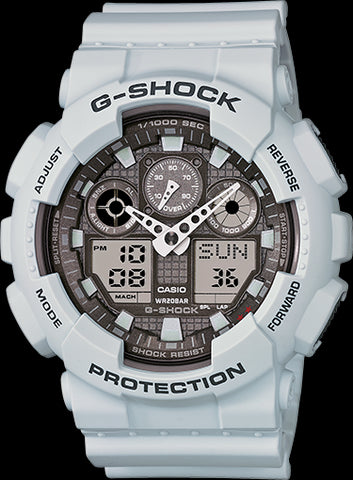 Casio G-Shock Limited Model GA-100LG-8ADR Watch (New With Tags)