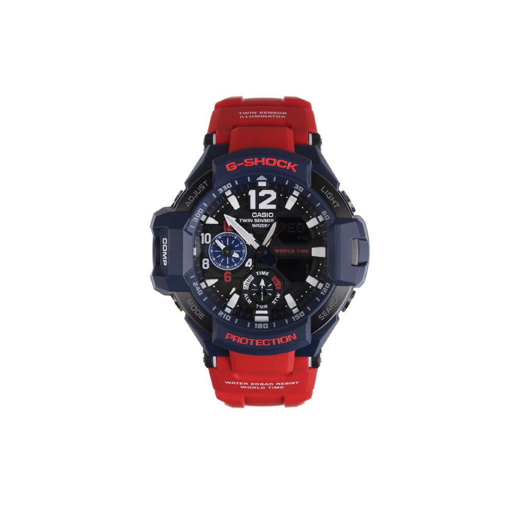 Casio G-Shock Gravitymaster GA-1100-2ADR Watch (New with Tags)