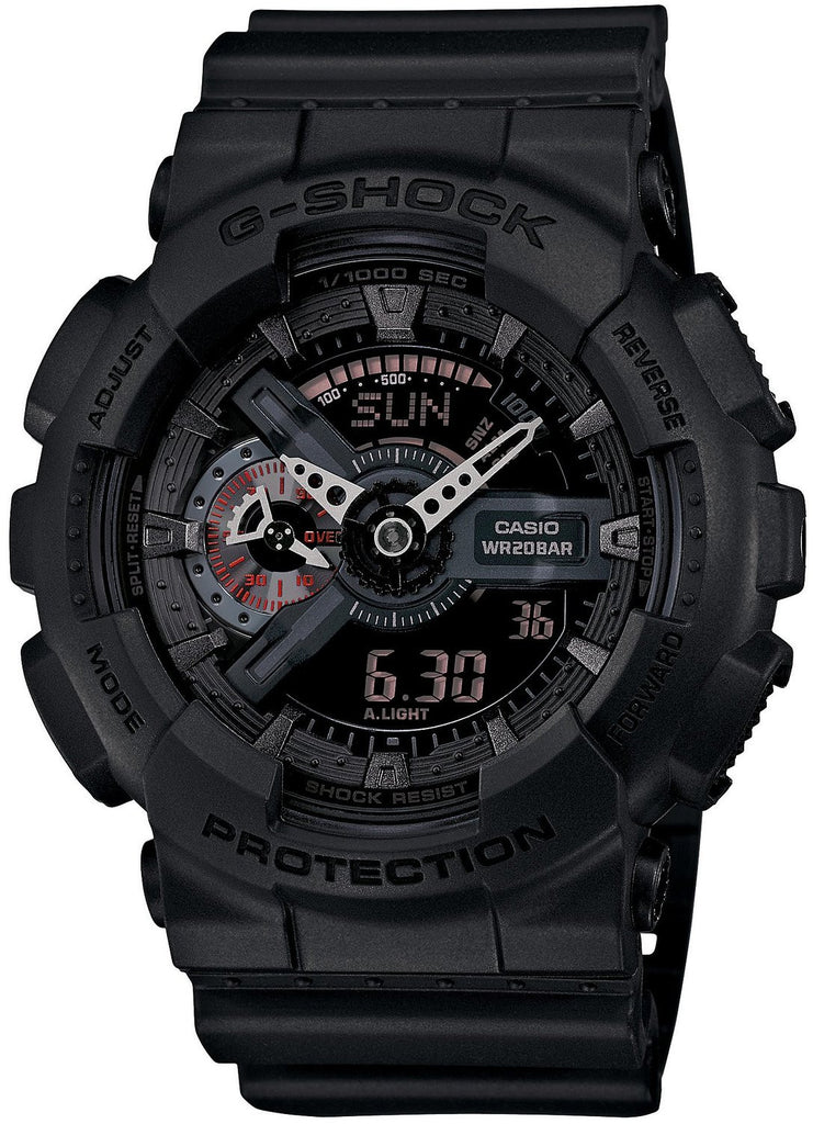 Casio G-Shock Analog-Digital GA-110MB-1ADR Watch (New with Tags)
