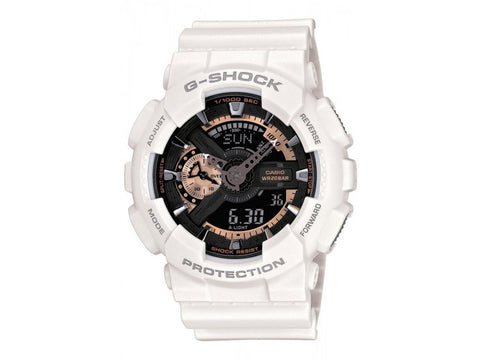 Casio G-Shock Standard Analog-Digital GA-110RG-7ADR Watch (New with Tags)