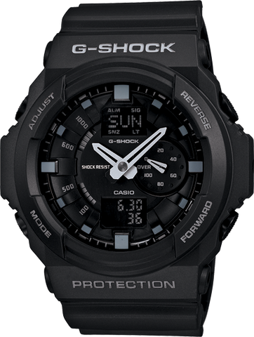 Casio G-Shock Standard Analog -Digital GA-150-1ADR Watch (New with Tags)